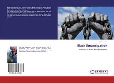 Capa do livro de Black Emancipation