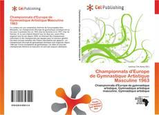 Bookcover of Championnats d'Europe de Gymnastique Artistique Masculine 1963