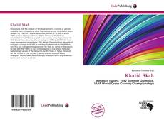 Обложка Khalid Skah