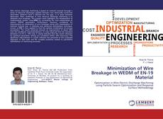Copertina di Minimization of Wire Breakage in WEDM of EN-19 Material