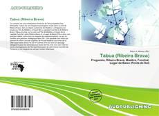 Capa do livro de Tabua (Ribeira Brava)