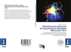 Bookcover of Championnats d'Europe de Gymnastique Artistique Masculine 1971