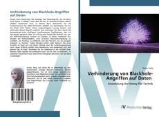 Verhinderung von Blackhole-Angriffen auf Daten kitap kapağı