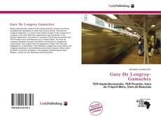 Bookcover of Gare De Longroy-Gamaches