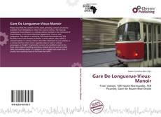 Обложка Gare De Longuerue-Vieux-Manoir