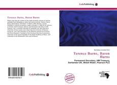 Bookcover of Terence Burns, Baron Burns
