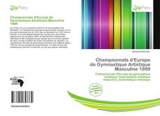 Bookcover of Championnats d'Europe de Gymnastique Artistique Masculine 1989