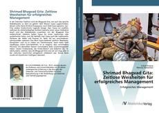 Copertina di Shrimad Bhagvad Gita: Zeitlose Weisheiten für erfolgreiches Management