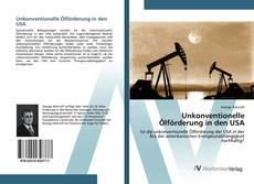Copertina di Unkonventionelle Ölförderung in den USA