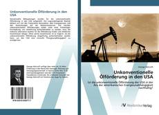 Couverture de Unkonventionelle Ölförderung in den USA