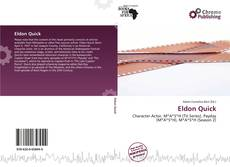 Bookcover of Eldon Quick