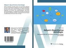 Adiyen's Quantitative Astrologie的封面