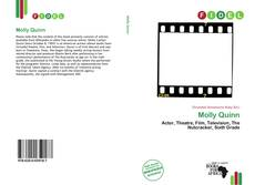 Bookcover of Molly Quinn