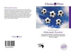 Oleksandr Pyschur kitap kapağı