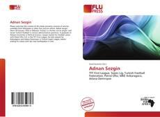 Portada del libro de Adnan Sezgin
