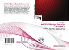 Capa do livro de OWASP Mantra Security Framework