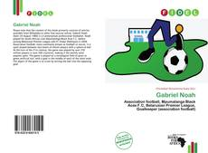 Gabriel Noah的封面