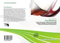 Paul Boateng的封面