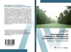 Management von Parthenium (Parthenium hysterophorus L.) Unkraut的封面