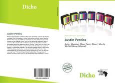 Buchcover von Justin Pereira