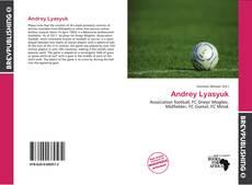 Capa do livro de Andrey Lyasyuk
