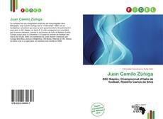 Portada del libro de Juan Camilo Zúñiga