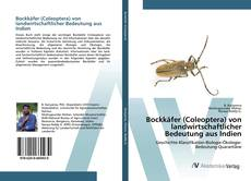 Bockkäfer (Coleoptera) von landwirtschaftlicher Bedeutung aus Indien kitap kapağı