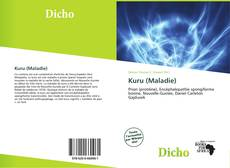 Bookcover of Kuru (Maladie)