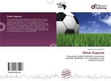 Bookcover of Omar Esparza