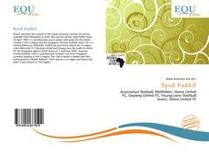 Bookcover of Syed Fadhil