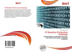 Bookcover of IT Baseline Protection Catalogs