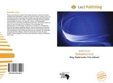 Bookcover of Estudio Livre