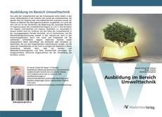 Borítókép a  Ausbildung im Bereich Umwelttechnik - hoz