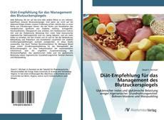 Couverture de Diät-Empfehlung für das Management des Blutzuckerspiegels