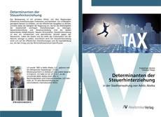 Copertina di Determinanten der Steuerhinterziehung
