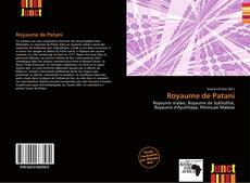 Bookcover of Royaume de Patani
