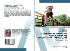Capa do livro de GREENWAY-PLANUNG und GEOGRAPHISCHES INFORMATIONSSYSTEM (GIS)
