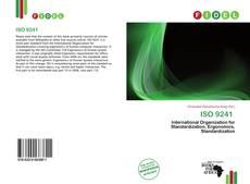 Couverture de ISO 9241