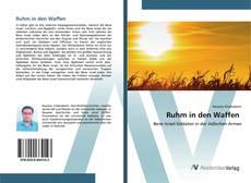 Capa do livro de Ruhm in den Waffen
