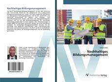 Buchcover von Nachhaltiges Bildungsmanagement
