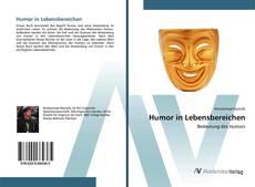 Buchcover von Humor in Lebensbereichen