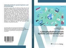 Bookcover of Cyberphysikalisch-soziale Systeme und Anwendungen