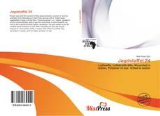 Bookcover of Jagdstaffel 24