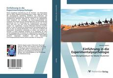 Bookcover of Einführung in die Experimentalpsychologie