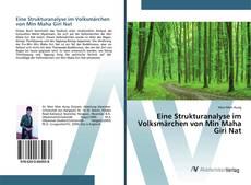 Buchcover von Eine Strukturanalyse im Volksmärchen von Min Maha Giri Nat