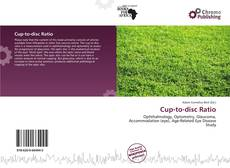 Bookcover of Cup-to-disc Ratio