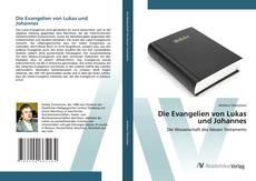 Capa do livro de Die Evangelien von Lukas und Johannes