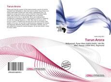 Buchcover von Tarun Arora