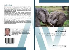 Bookcover of Golf-Politik