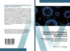 Capa do livro de Computational Epitopes-Based Vaccine gegen Sin Nombre Virus